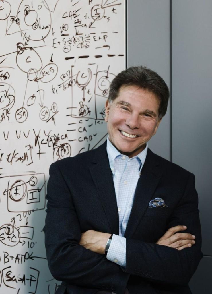 Dr Robert Cialdini Influence author