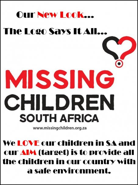Missing Children SA - We need your help...