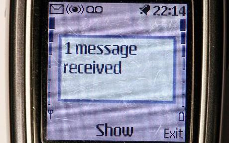 SMS' Can Relieve Stressed, Lonely People