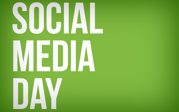 International Social Media Day Logo