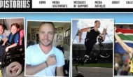 Oscar Pistorius website undergoes PR makeover